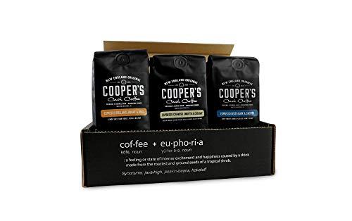 Espresso Coffee Box Set -...