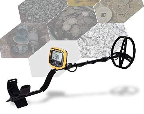 Check Out This ZXH Metal Detector with All-Metal Waterproof Search Coil Underground Treasure Hunt Ex...
