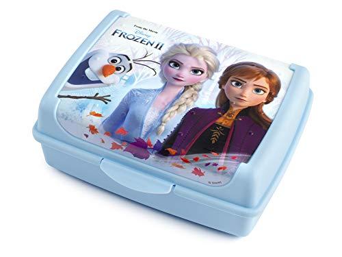 Lulabi Disney Frozen Porta Pranzo, 17X13X6.5Cm