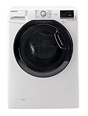 Hoover DXOC69AFN3 Washing Machine 9kg Load Capacity Up to 1600rpm Spin Speed A+++ Energy Rating 16 Programmes A Washing and Spinning Performance