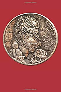 Foo Dog Coin: Blank Lined Notebook, Journal or Diary