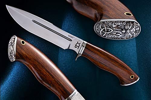 DELLINGER SOK M390 Pulverstahl & Pulverstahl Messer & Outdoormesser 160 mm Klinge