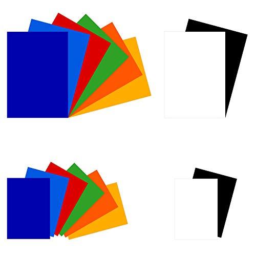 Plexiglas® Zuschnitte - Platten - Acrylglas 3mm glänzend mit Schutzfolie, Größe:DIN A4, Farbe:Grün
