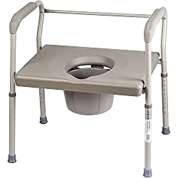 500 Pound Toilet Frame Commode