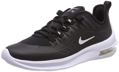 Nike Herren AIR MAX AXIS Sneakers, Schwarz (Black/White 001), 43 EU