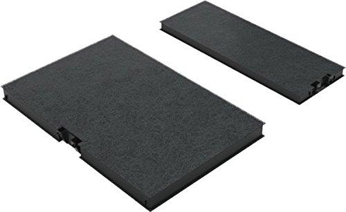 Bosch DWZ0AF0A0 Accessoires voor afzuigkap Filter – haardaccessoires (filter, zwart, Bosch)