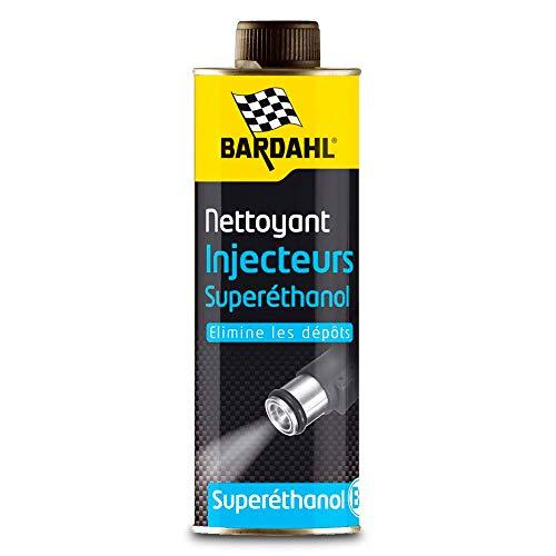 Nettoyant injecteurs Super éthanol E85 500ml Bardahl