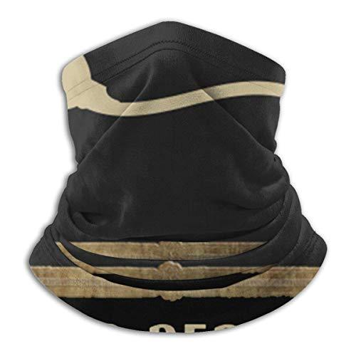 RJin92 Hier ist ein wirklich altes Bild von mir Winter Neck Warmer für Männer Frauen Ski Neck Gaiter Cover Gesichtsmaske