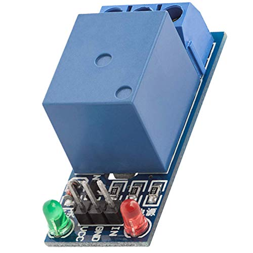 AZDelivery 1-Relais 5V KF-301 Modul Low-Level-Trigger kompatibel mit Arduino inklusive E-Book!