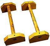 TYSJL Bracket in legno Push-up Training braccio braccio muscoli petto muscoli muscoli addominali Sport Attrezzatura per il fitness Attrezzatura per la casa Telaio invertito Formazione Pushup Stands (C