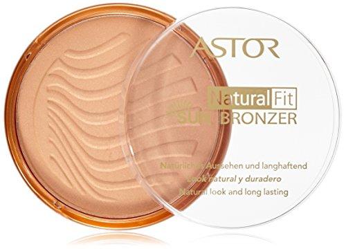 Astor Natural Fit Sun Bronzer, 003 Terra Sun, Bräunungspuder, 1er Pack (1 x 14 g)