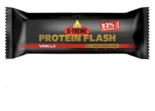 Inkospor X-Treme Protein Flash Riegel, Vanille, 30 x 65g
