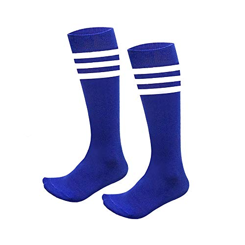 AnjeeIOT 1 Pair Kids Soccer Socks, School Team Dance Sports Socks, High Socks For 5-10 Years Old Youth Boys  Hawaii