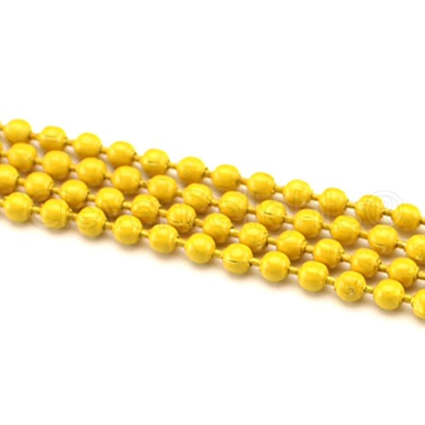 20 CleverDelights Ball Chain Necklaces - 28