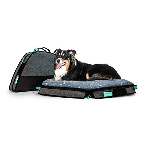 Spruce Pup Indoor/Outdoor Folding Travel Dog Bed