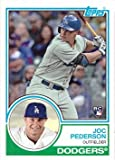 2015 Topps Archives Baseball #279 Joc Pederson Rookie Card – Near Mint to Mint. rookie card picture