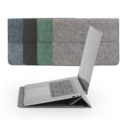 Omnpak 15-Zoll Hülle Tasche Laptoptasche mit Standfunktion für 16-Zoll MacBook Pro A2141 M1/ MacBook Pro 15