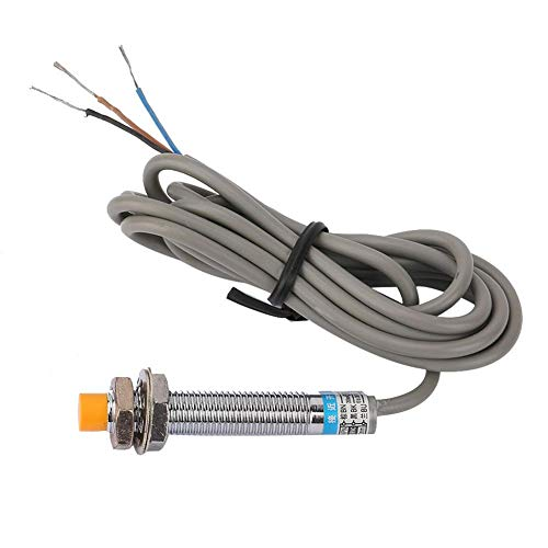 Näherungsschalter LJ8A3-2-Z / AX12-24V DC Typ 3-Leiter NPN Induktiver Näherungsschalter mit normalerweise geschlossener Sensorerkennung
