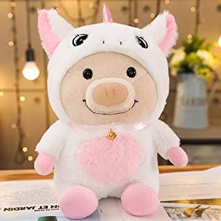 25Cm Cute Plush Pig Toy Cute Animal Soft Stuffed Doll Pig Cosplay Cat Kids Toys Birthday for Children Teen Must Haves Friendship Gifts Girls Favourite Characters