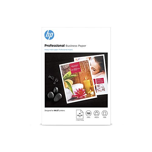 HP Professional Business-Druckerpapier, matt, 180 g/m2, A4, 150 Blatt