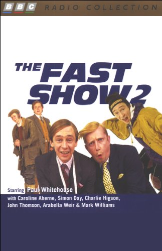 The Fast Show 2 audiobook cover art
