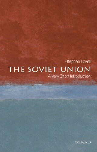 The Soviet Union: A Very Short Introduction (Very Short Introductions Book 207)