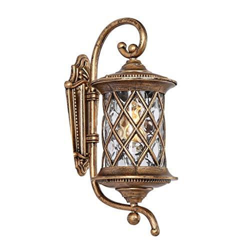 Conemmo Amon wandlamp voor buiten, waterdichte wandlamp, led-huis en keuken, binnen- en buitenverlichting