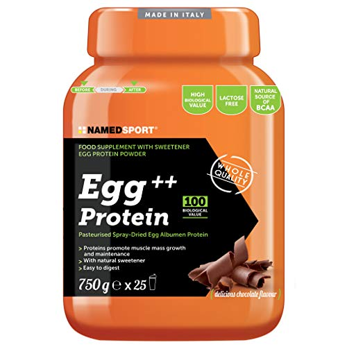 NAMED EGG PROTEIN 750 GR Cacao