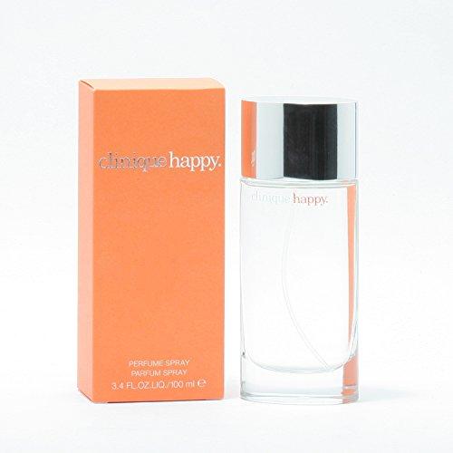 Clinique Happy Eau De Parfum Spray 100 Ml For Women