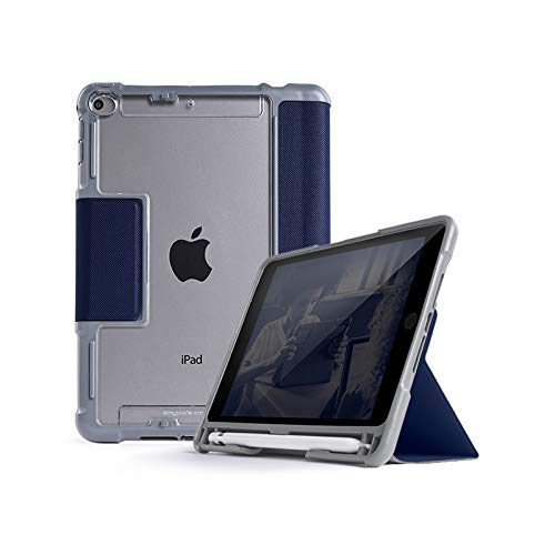 STM Dux Plus Duo (iPad Mini 5ª generación/Mini 4) Ap - Azul Medianoche