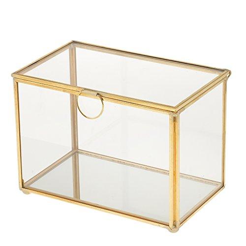 yotijar Moderne Geometrische Glas Kupfer...