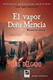 El vapor Doña Mencía: La piratería china