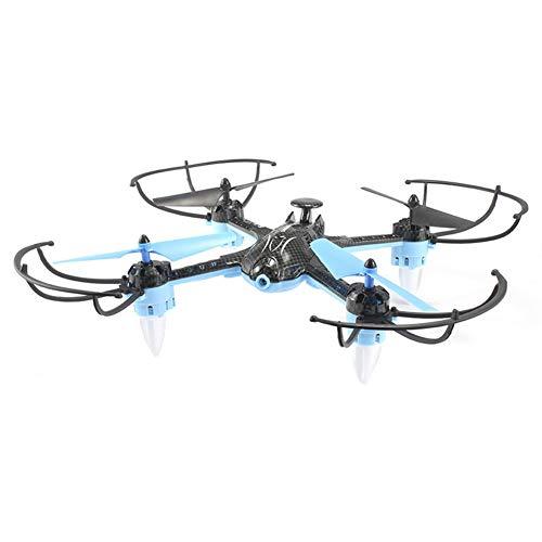 4-assige vliegtuig WiFi FPV HD-camera, drone met camera voor volwassenen, 3D flip / headless-modus / bediening met één knop / ingebouwde gyroscoop met 6 assen, is de beste drone voor beginners,Carbon fiber,720P camera