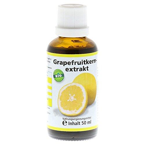 Grapefruit Kern Extrakt Bio Lösung 50 ml