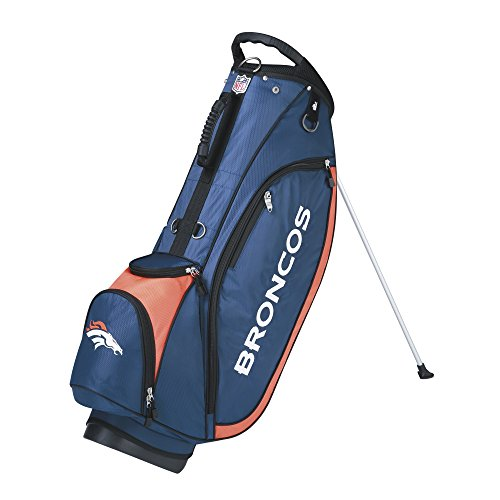 Wilson NFL Denver Broncos Carry Golf Bag