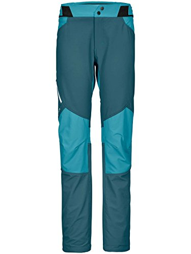 Ortovox Pala Pants Women, XL, mid Aqua