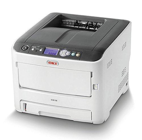OKI C612n Laserdrucker