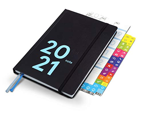 weekview compact note international 2021