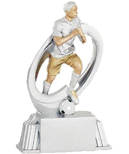 Trofeos de Futbol PACK de 15 GRABADO Resina 15cm Trofeos PERSONALIZADOS Trofeos Deportivos