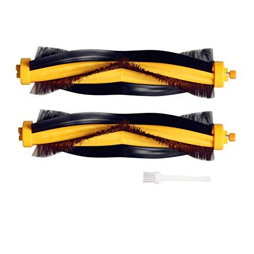 Sweet D Cepillo Principal Compatible con Ecovacs Deebot 900 901 M80 Pro M81 M88 Accesorios para OZMO 930