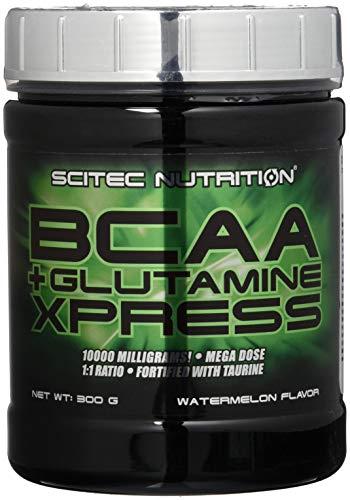 SCITEC BCAA+GLutamine Xpress - 300 g - Watermelon