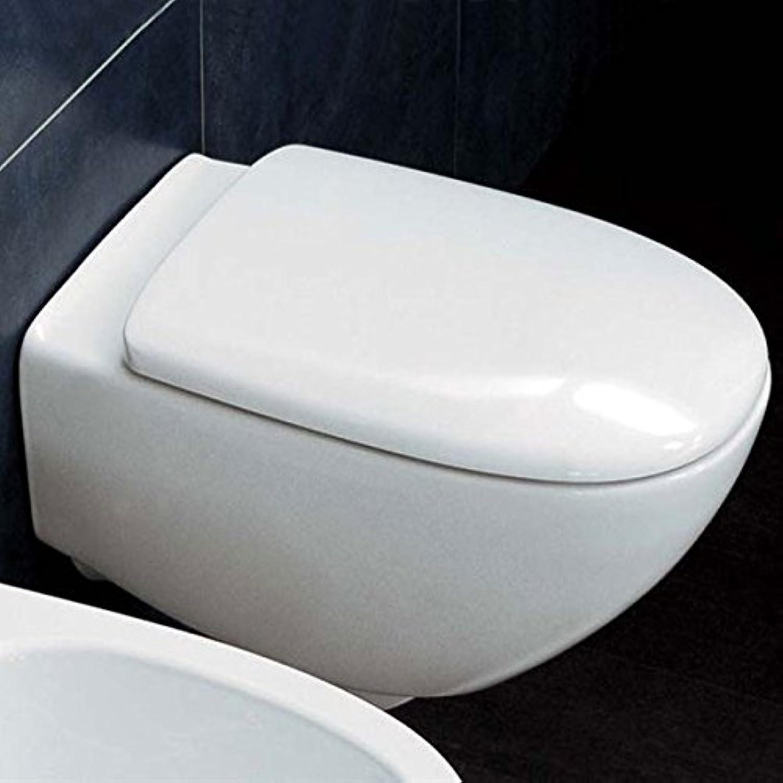 Flaminia, vaso sospeso, senza sedile, spin, art. 5085, finitura bianco