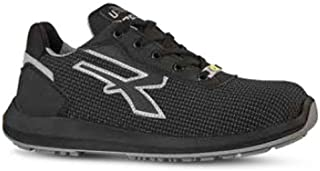 cbb22ca1445f U-Power - Chaussures de sécurité basses SCUDO S3 SRC ESD - Gris - RED
