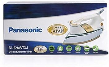 Panasonic De-luxe Automatic Iron
