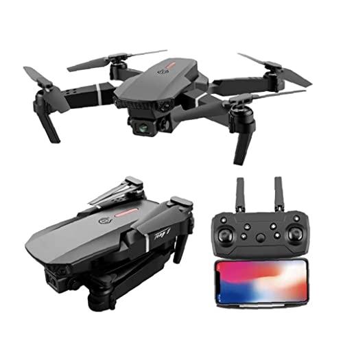 RC Quadcopter Pieghevole Professional E525 Pro Mini Drone Elicottero giocattolo con batteria per fotocamera HD 1080p