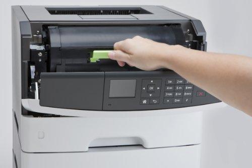 Lexmark 35S0160 MS310 MS315DN Laser Printer, Monochrome, 1200x1200 Dpi Plain Paper Print, Desktop Photo #2