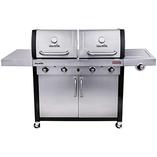 Char-Broil Professional 4600 Gasgrill aus Stahl