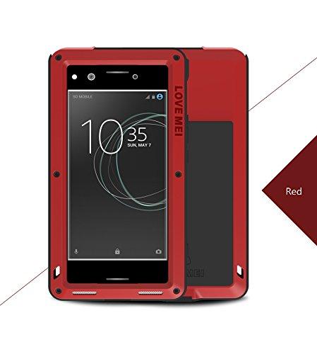 Sony Xperia XZ Premium Funda,Love Mei a prueba de golpes cubierta ...