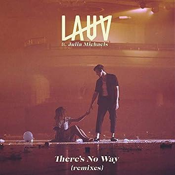 There's No Way (remixes)