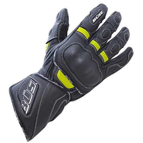 Büse Speed Handschuhe 10 Schwarz/Neon